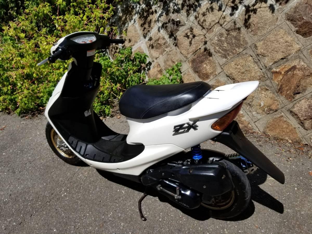 アズデバイク ライブディオZX 後期型 DioZX AF35
